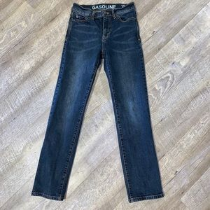 Gasoline Boys Jeans Size 14 Slim